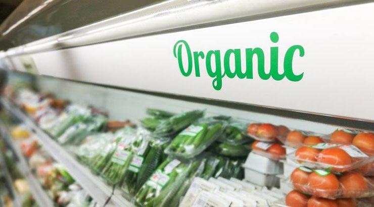 señal-comida-organica-en-supermercado