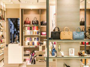 disposición de los productos en diseño retail
